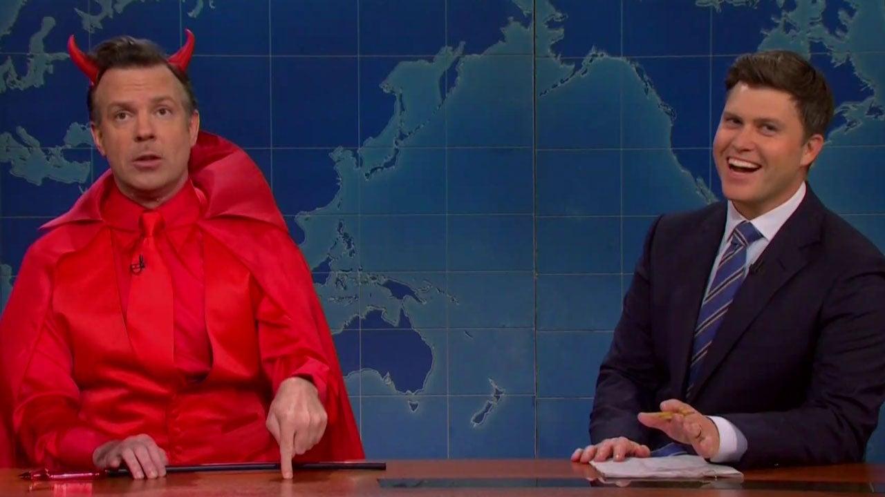 The Devil on SNL