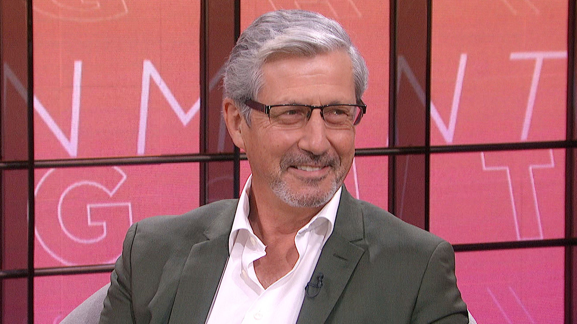 Charles Shaughnessy Reveals If a 'The Nanny' Reboot Could Ever Happen (Exclusive)