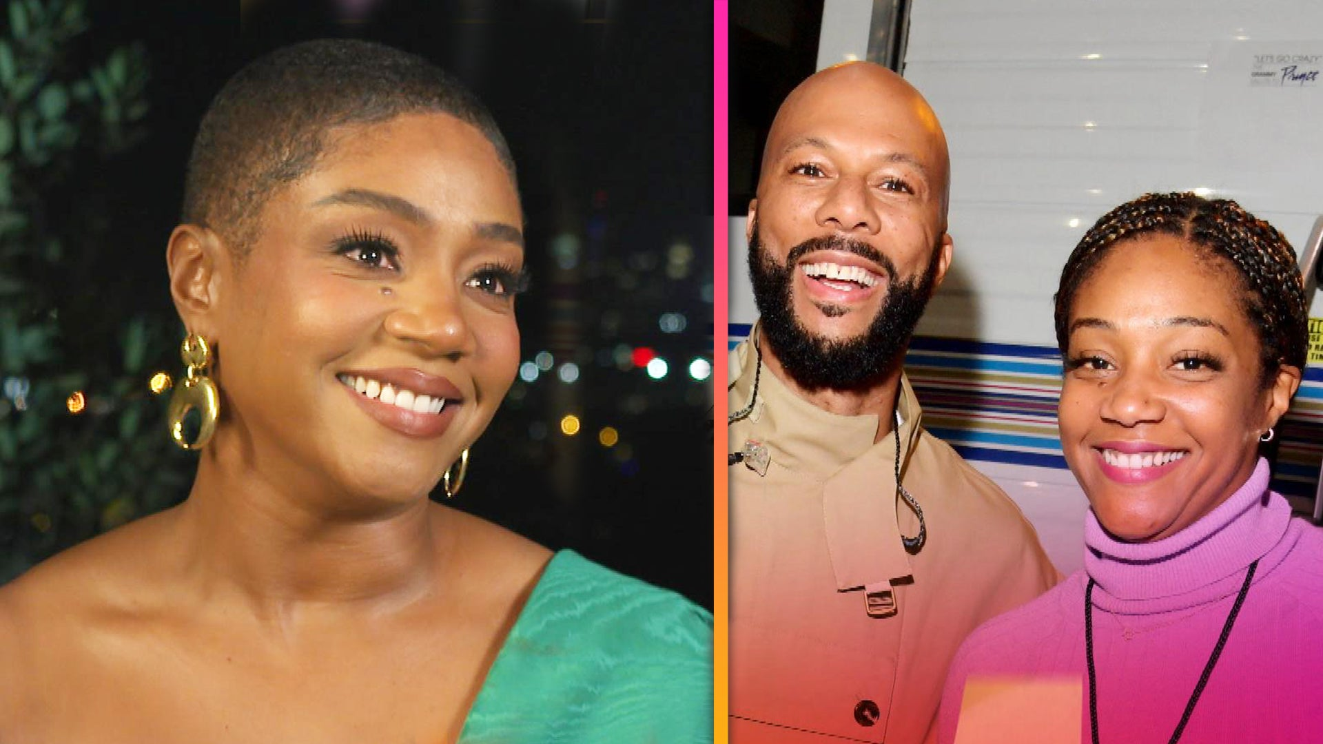 What Tiffany Haddish Finds Satisfying About Her Relationship With Common (Exclusive)