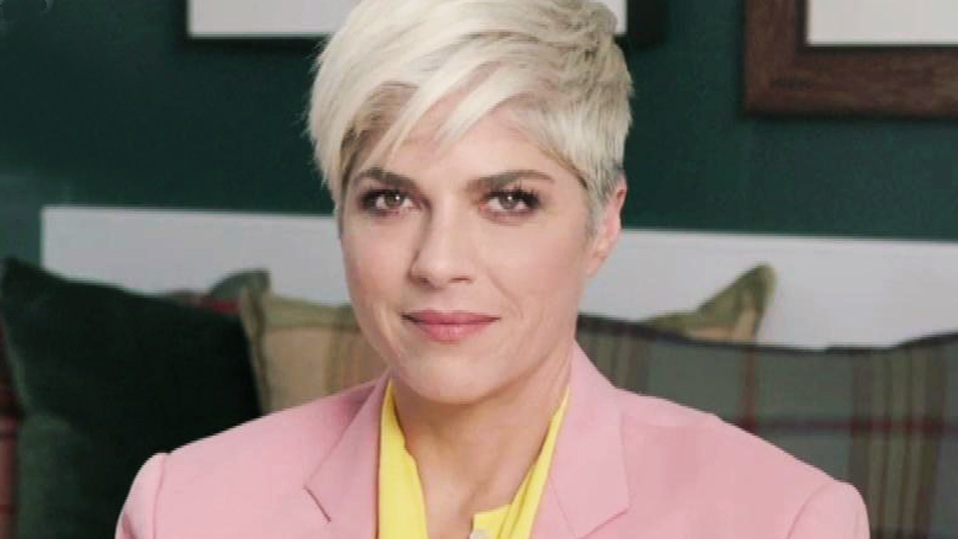 Selma Blair Reflects on Son Shaving Her Head Ahead of Stem Cell Transplant (Exclusive)