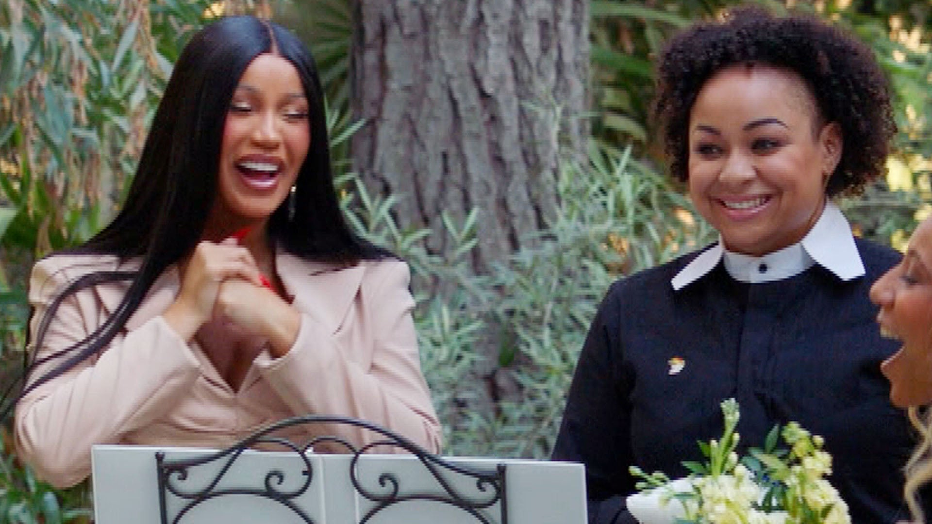 Introducing The Honorable Cardi B, As She Officiates Her First Wedding [VIDEO]