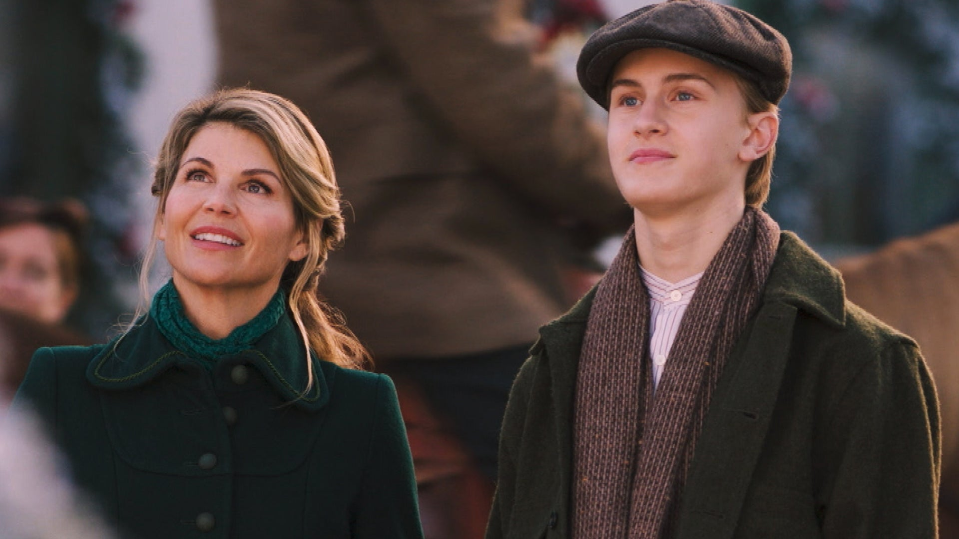 Watch Lori Loughlin's First Footage as Abigail Stanton in 'When Hope Calls'