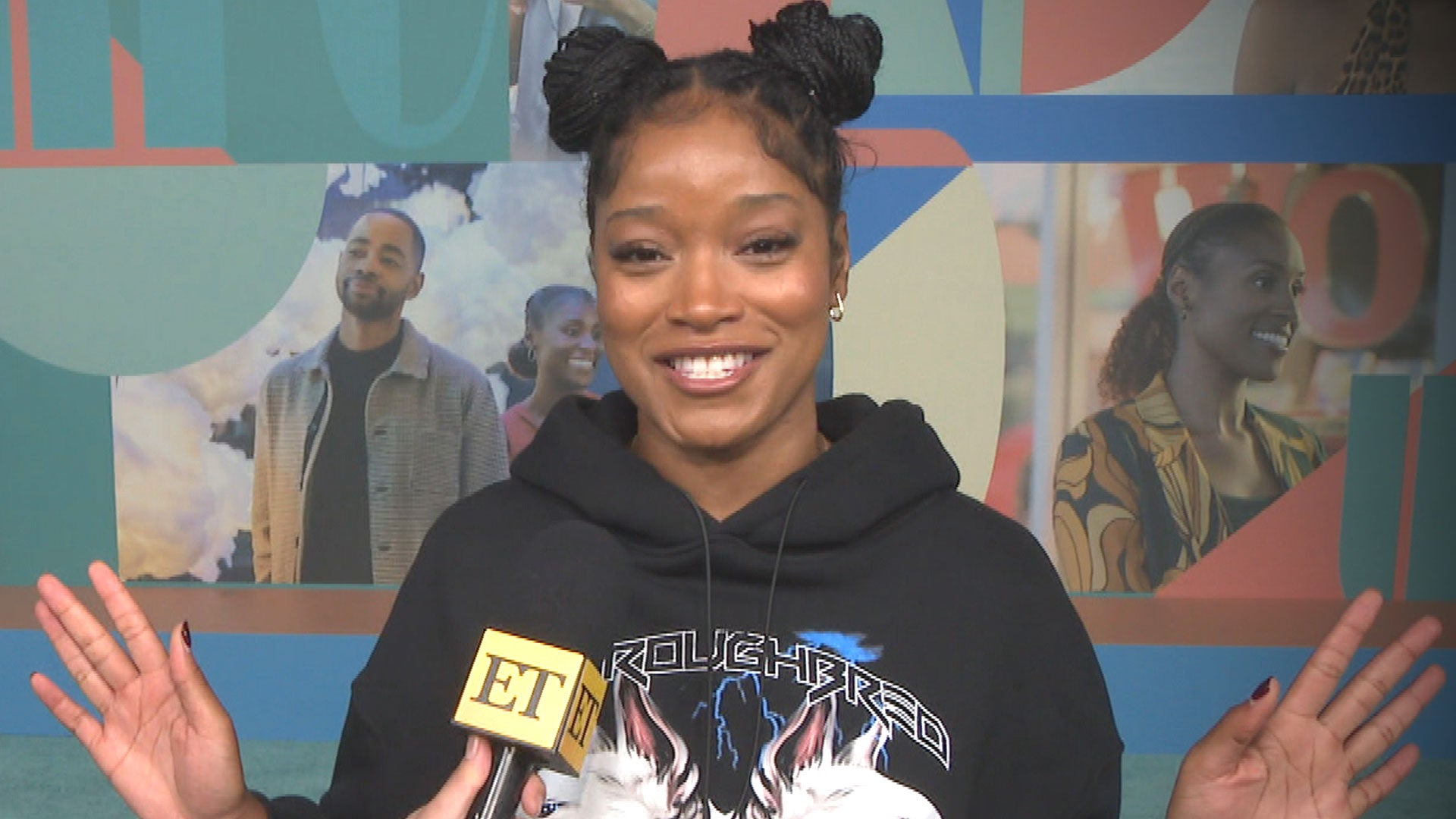 Keke Palmer on Joining 'Insecure,' #ItsYoGirl TikToks and Apologizing to Kate Winslet (Exclusive)