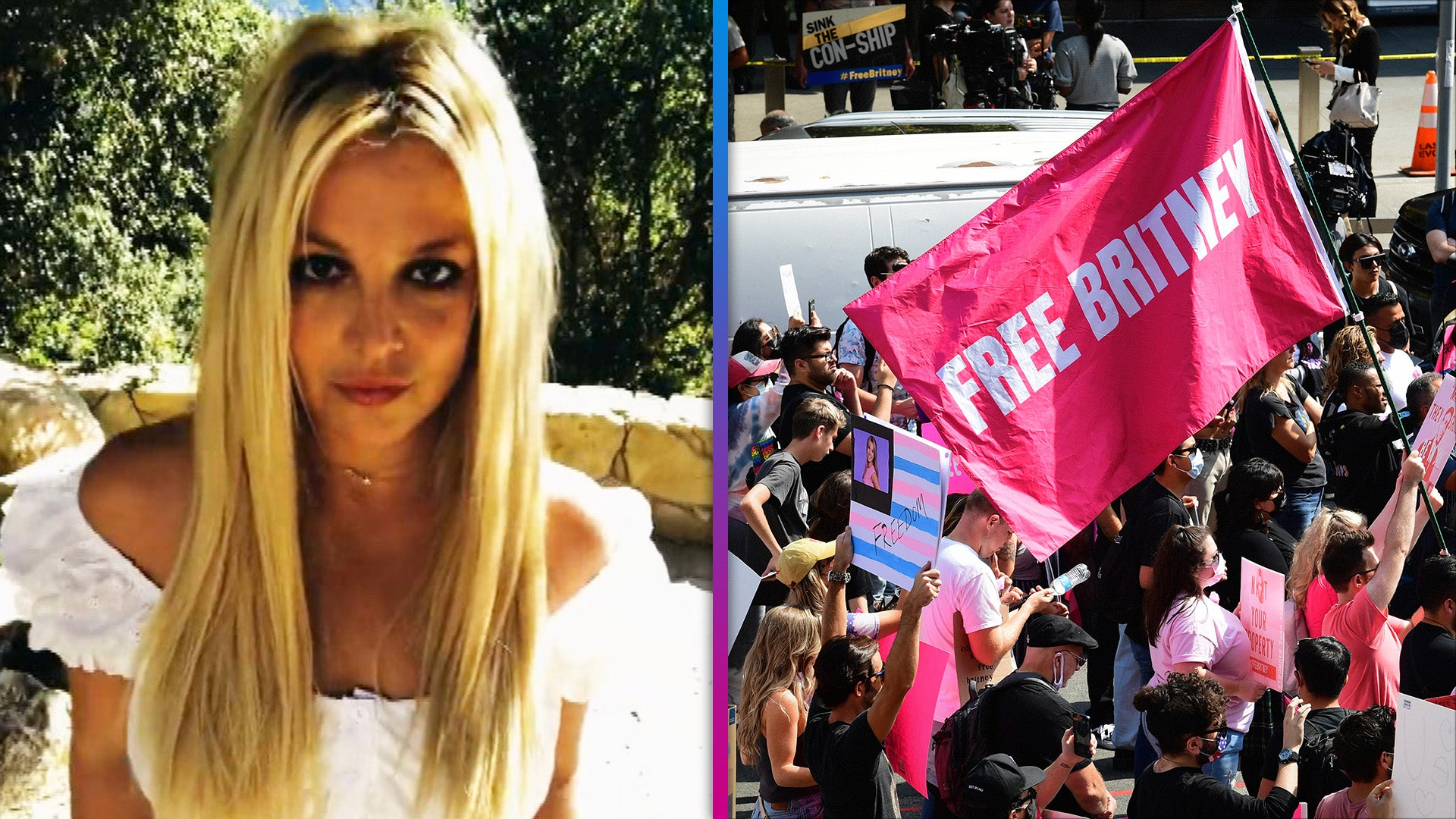 Britney Spears Pays Tribute to #FreeBritney Movement