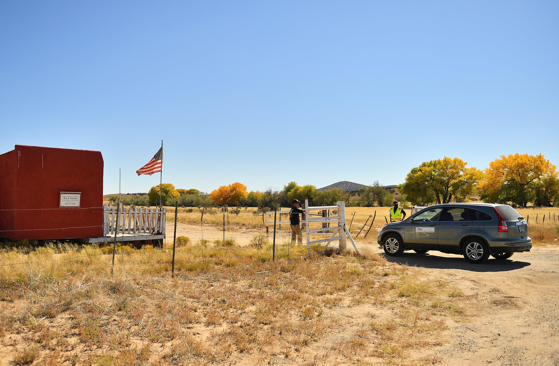 movie Rust at Bonanza Creek Ranch