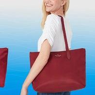 Kate Spade Mel Packable Tote