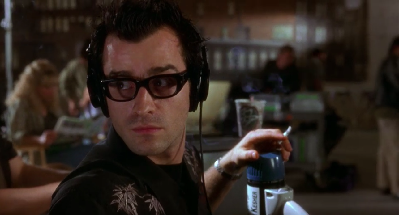 Justin Theroux in 'Mulholland Drive.'
