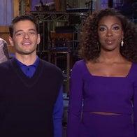 Rami Malek SNL Promo