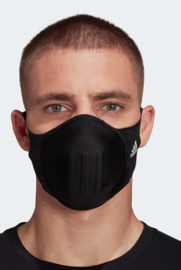 Adidas Molded Face Cover Made for Sport