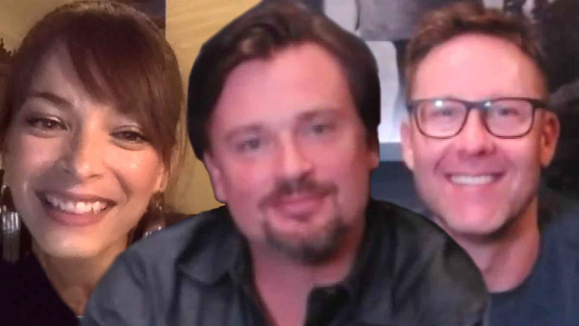 'Smallville' Turns 20: Watch Tom Welling and the Cast Reunite!
