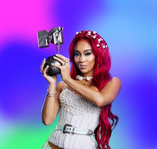 Saweetie MTV EMAs