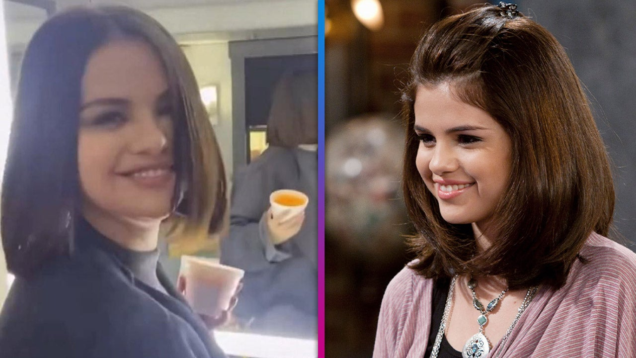 Selena Gomez Channels Her 'Wizards of Waverly Place' Character to Tease New Music on TikTok