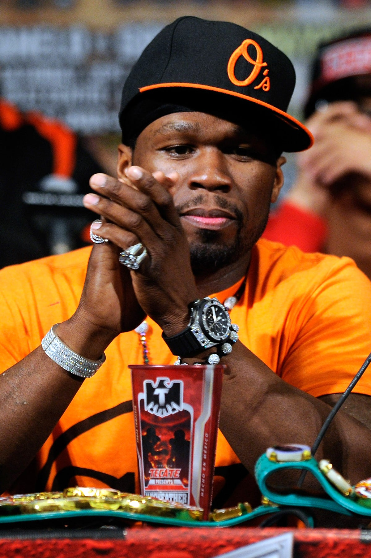 50 cent recent photo 50 Cent Latest Photos - Page 1 Just Jared