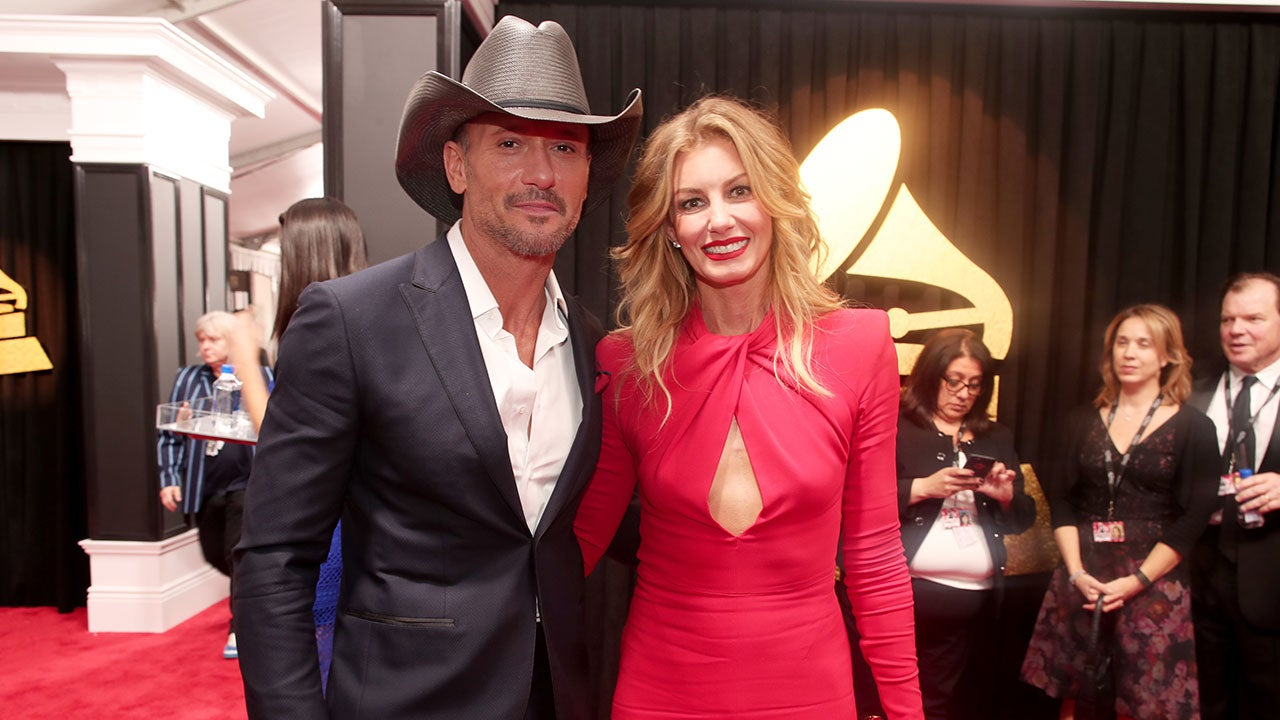 Tim Mcgraw And Faith Hill Talk 21st Wedding Anniversary