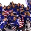 US women's ice hockey team wins gold at 2018 Olympics