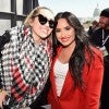 Miley Cyrus and Demi Lovato March For Our Lives