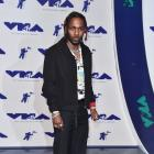 Kendrick Lamar at 2017 VMAs