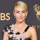 Julianne Hough attends the 69th Annual Primetime Emmy Awards