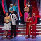Dancing With the Stars Season 25 Cast
