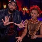 Eric Jones and Mel B on America's Got Talent