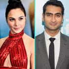 Gal Gadot and Kumail Nanjiani