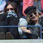 Norman Reedus and Diane Kruger attend men's US Open