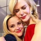 Nicole Kidman and Reese Witherspoon at Emmys