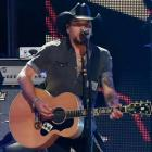 Jason Aldean, Chris Stapleton and Keith Urban at the 2017 CMT Artists of the Year Event