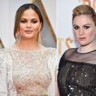 Chrissy Teigen, Anna Paquin and more support Rose McGowan in #WomenBoycottTwitter