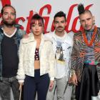 DNCE at Westfield