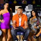 The cast of MTV's 'Jersey Shore'