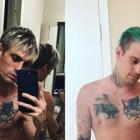 Aaron Carter Body Transformation