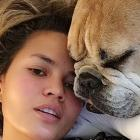 Chrissy Teigen and Puddy
