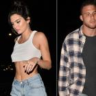 Kendall Jenner, Blake Griffin, and Kim Kardashian attend her birthday party