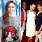 Sophie Turner and Stranger Things cast