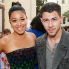 Gina Rodriguez and Nick Jonas
