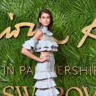 Kaia Gerber at Fashion Awards