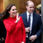 Kate Middleton and Prince William going on royal tour