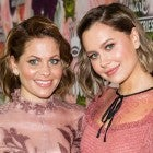 Candace Cameron Bure and daughter Natasha at Hallmark TCA