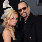 Coco Austin and Ice-T at 2018 GRAMMYs