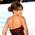 Halle Berry sheer
