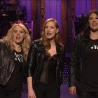 Jessica Chastain on 'SNL'