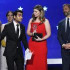 Kumail Nanjiani and Emily Gordon Critics Choice Awards