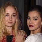 Sophie Turner and Hailee Steinfeld