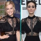 Beth Behrs and Emmy Rossum