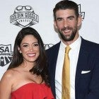 Michael Phelps and wife Nicole Phelps