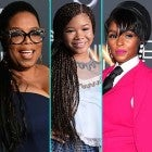 Oprah Winfrey, Storm Reid and Janelle Monae at the 'A Wrinkle In Time' Premiere