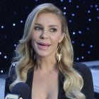 Brandi Glanville speaks with Entertainment Tonight at the 'Celebrity Big Brother' finale.