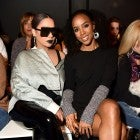 La La Anthony Kelly Rowland NYFW