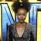 Lupita Nyong'o at Black Panther premiere in London